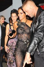 HALLE BERRY at MET Gala After Party in New York 05/01/2017
