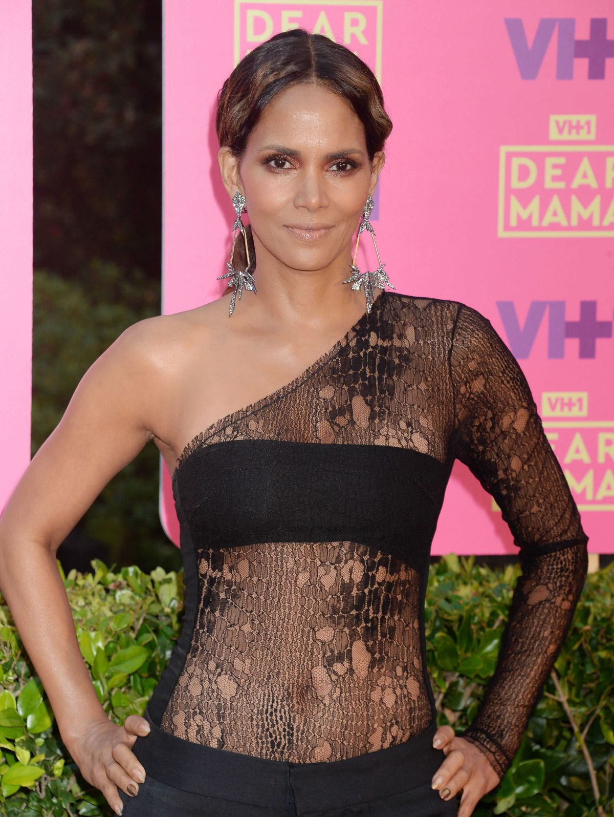 HALLE BERRY at VH1 Dear Mama Taping in Los Angeles 05/06/2017