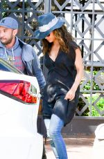 HALLE BERRY Heading to Gracias Madre in Beverly Hills 05/16/2017
