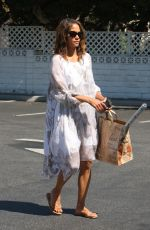 HALLE BERRY Out Shopping in Beverly Hills 05/13/2017