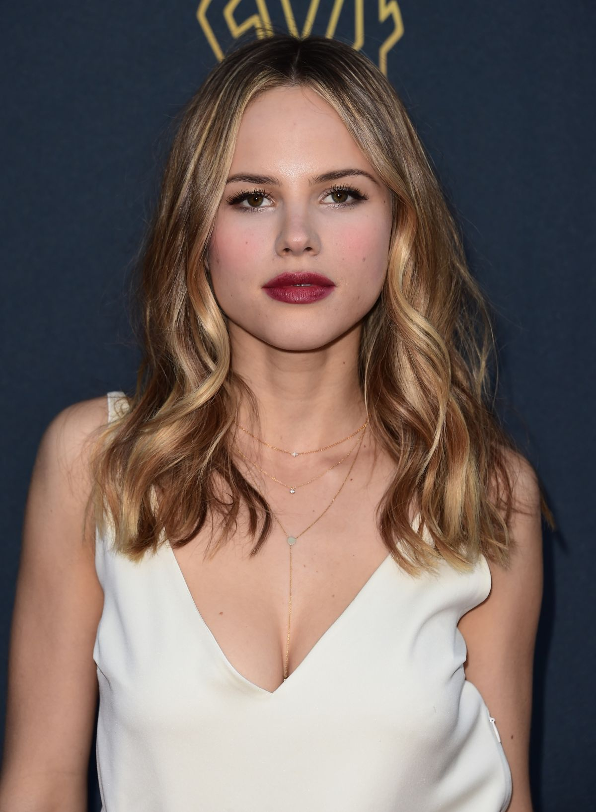 HALSTON SAGE at Twentieth Century Fox Television LA Screening Gala 05/25/2017