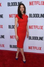 HANI AVITAL at Bloodline Season 3 Premiere in Culver City 05/24/2017