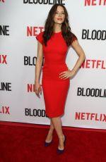 HANI AVITAL at Bloodline Season 3 Premiere in Culver City 05/24/2017