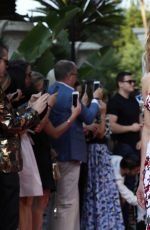 HANNAH FERGUSON at Philipp Plein Resort Collection Show in Cannes 05/24/2017