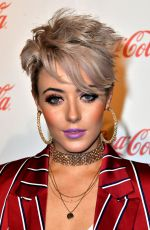 HATTY KEANE at Coca-Cola Summer Party in London 05/10/2017