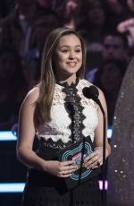 HAYLEY ORRANTIA at 2017 Radio Disney Music Awards in Los Angeles 04/29/2017