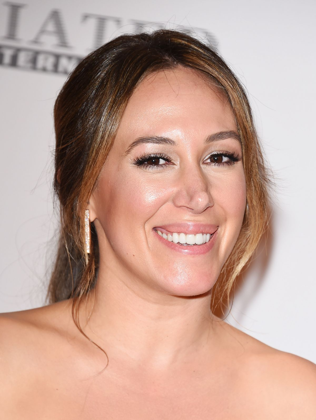 HAYLIE DUFF at 24th Annual Race to Erase MS Gala in Beverly Hills 05/05/2017