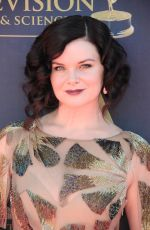 HEATHER TOM at 44th Annual Daytime Emmy Awards in Los Angles 04/30/2017