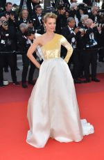 HEIKE MAKATSCH at The Meyerowitz Stories Premiere at 70th Annual Cannes Film Festival 05/21/2017