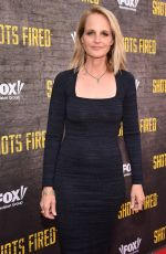HELEN HUNT at Shots Fired Screening in Los Angeles 05/10/2017