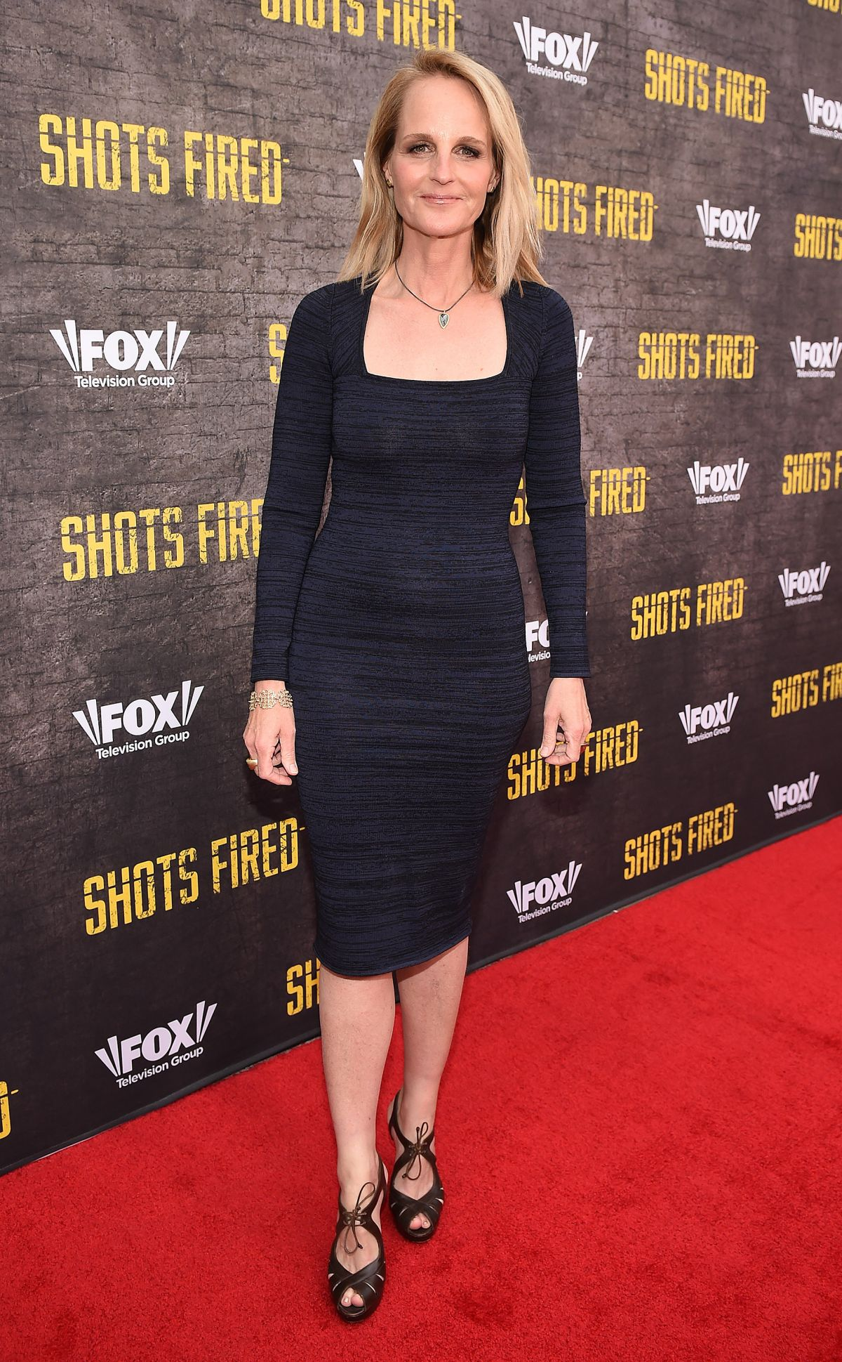 Helen Hunt At Shots Fired Screening In Los Angeles 05 10
