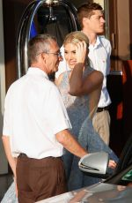 HOFIT GOLAN Leaves Martinez Hotel in Cannes 05/25/2017