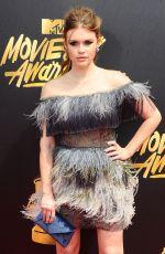 HOLLAND RODEN at 2017 MTV Movie & TV Awards in Los Angeles 05/07/2017