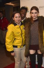 HOLLAND RODEN at City Year Los Angeles Spring Break in Los Angeles 05/06/2017