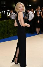 NAOMI WATTS at 2017 MET Gala in New York 05/01/2017