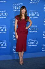 JESSICA BIEL at NBC/Universal Upfront in New York 05/15/2017