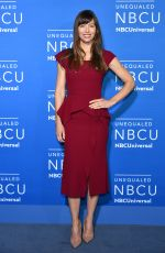 JESSICA BIEL at NBC/Universal Upfront in New York 05/15/2017