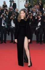 LAETITIA CASTA at The Meyerowitz Stories Premiere at 70th Annual Cannes Film Festival 05/21/2017