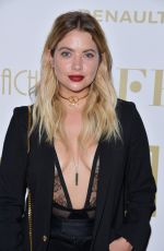 ASHLEY BENSON at Hollywood Foreign Press Association\