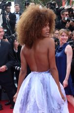 TINA KUNAKEY at The Beguiled Premiere at 70th Annual Cannes Film Festival 05/24/2017