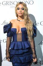 RITA ORA at De Grisogono Party at Cannes Film Festival 05/23/2017