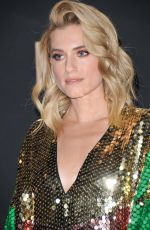 ALLISON WILLIAMS at 2017 MTV Movie & TV Awards in Los Angeles 05/07/2017