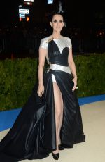 CELINE DION at 2017 MET Gala in New York 05/01/2017