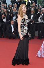 JESSICA CHASTAIN at Ismael\