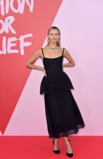 NATASHA POLY at Fashion for Relief Charity Gala in Cannes 05/21/2017