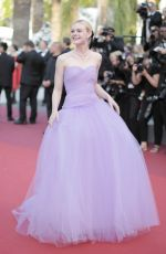 ELLE FANNING at The Beguiled Premiere at 70th Annual Cannes Film Festival 05/24/2017