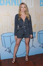 HUNTER HALEY KING at Band Aid Premiere in Los Angeles 05/30/2017