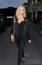 IANTHE ROSE COCHRANE at Leicester Square Kitchen Restaurant Launch in London 05/05/2017