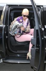 IGGY AZALEA at Los Angeles International Airport 05/25/2017
