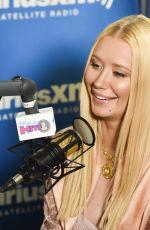 IGGY AZALEA at SiriusXM Hits 1 Channel in Los Angeles 05/18/2017