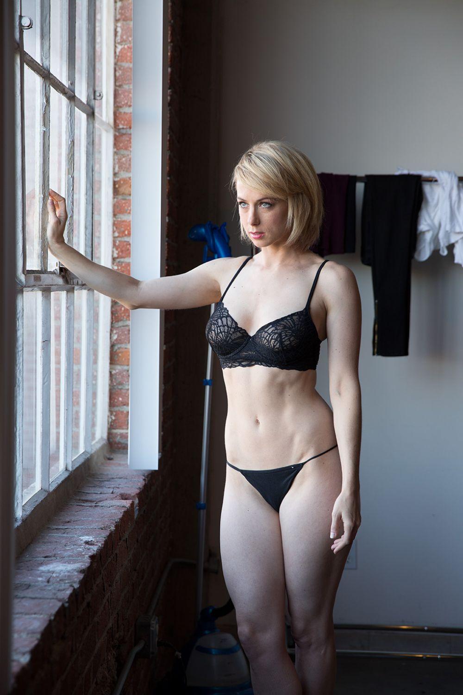 Bella thorne gq lingerie photoshoot 5
