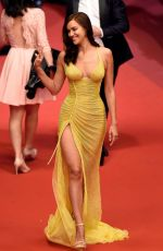 IRINA SHAYK at Hikari Premiere at 70th Annual Cannes Film Festival 05/23/2017