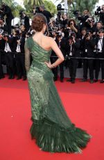 IRIS MITTENAERE at The Beguiled Premiere at 70th Annual Cannes Film Festival 05/24/2017