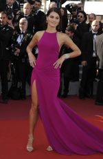 ISABELI FONTANA at 120 Beats Per Minute Premiere at 70th Annual Cannes Film Festival 05/20/2017
