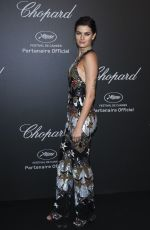 ISABELI FONTANA at Chopard Party at 2017 Cannes Film Festival 05/19/2017
