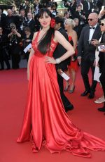 ISABELLA ADRIANI at Ismael's Ghosts Screening and Opening Gala at 70th Annual Cannes Film Festival 05/17/2017