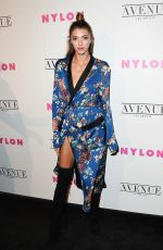 ISABELLA BRENZA at Nylon Young Hollywood May Issue Party in Los Angeles 05/02/2017