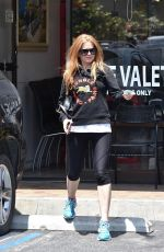 ISLA FISHER Out in Los Angeles 05/12/2017