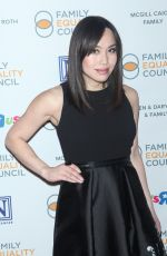 IVORY AQUINO at Family Equality Council's Night 2017 in New York 05/08/2017