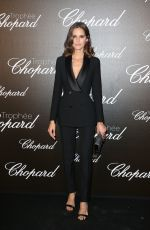 IZABEL GOULART at Chopard Trophy Event in Cannes 05/22/2017