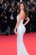 IZABEL GOULART at The Killing of a Sacred Deer Premiere at 70th Annual Cannes Film Festival 05/22/2017