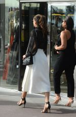 IZABEL GOULART Out and About in Cannes 05/23/2017