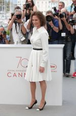 JACQUELINE BISSET at The Double Lover Premiere at 70th Annual Cannes Film Festival 05/26/2017