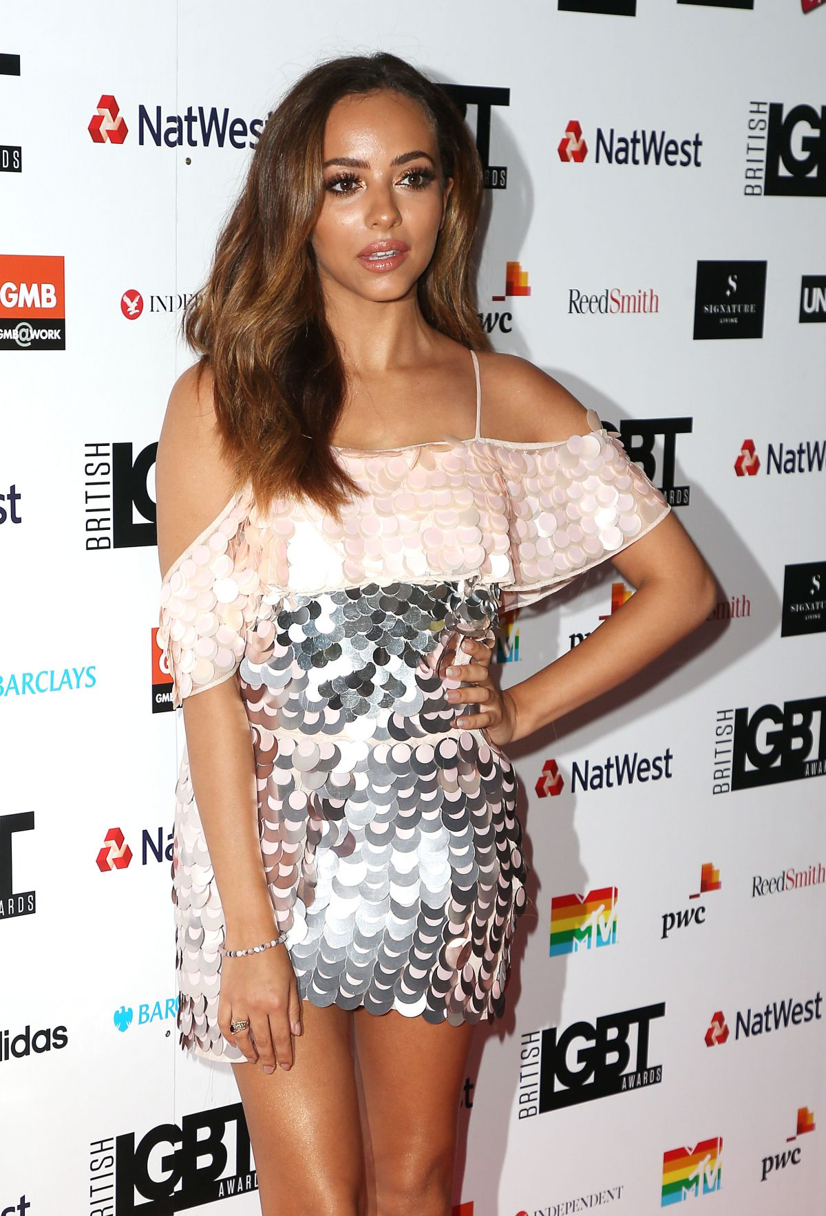 JADE THIRLWALL at British LGBT Awards in London 05/12/2017