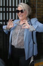 JAIME WINSTONE at ITV Studios in London 05/04/2017
