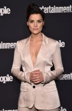 JAIMIE ALEXANDER at Entertainment Weekly and People Upfronts Party in New York 05/15/2017